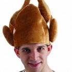 silly Funny turkey hat 2