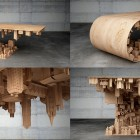 The 'Wave City' Coffee Table 2